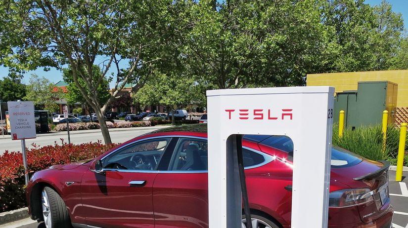 Tesla Supercharged
