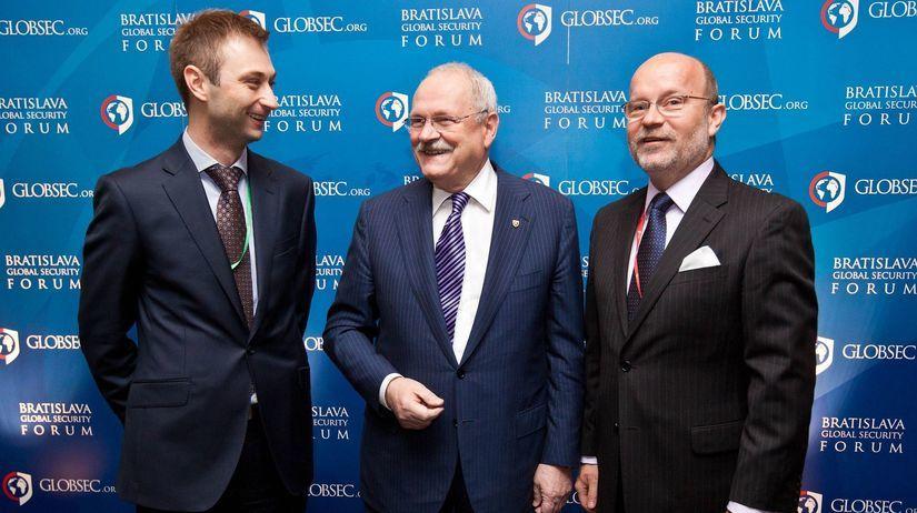 GLOBSEC 2012, Globálne bezpečnostné fórum