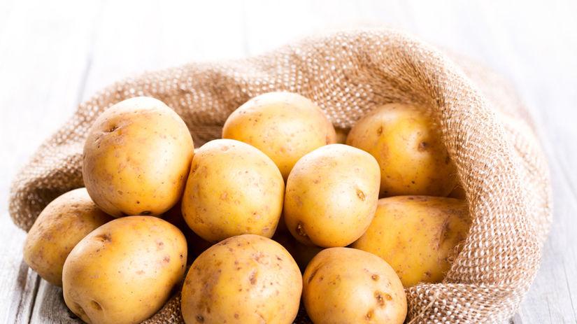 zemiaky, zelenina. minerály