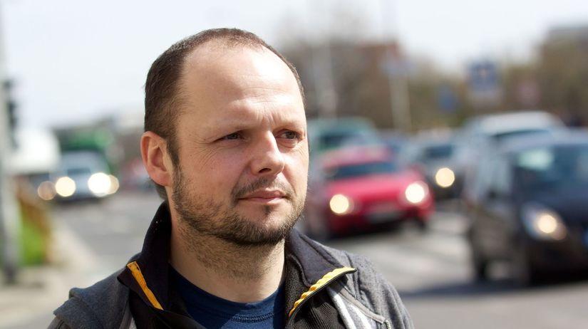Andrej Sitkey, dopravný inžinier,