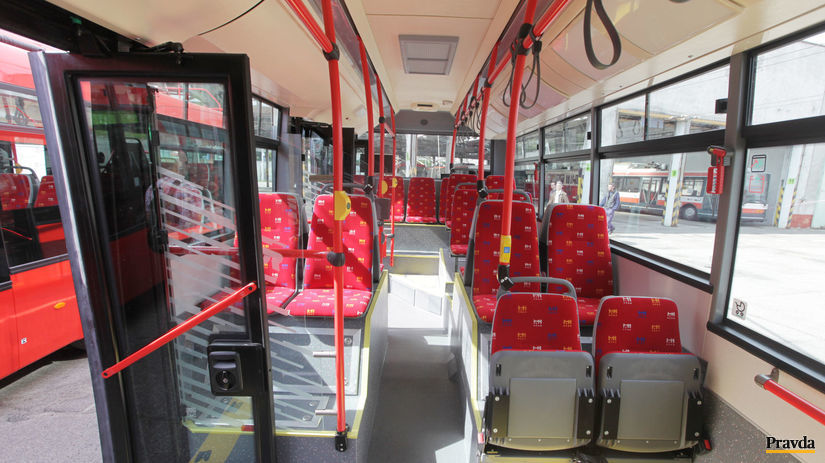 trolejbus, verejná doprava, MHD, DPB