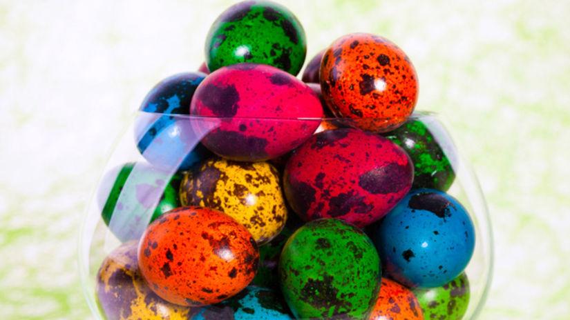 veľká noc, vajíčka, kraslice, aranžovanie,...