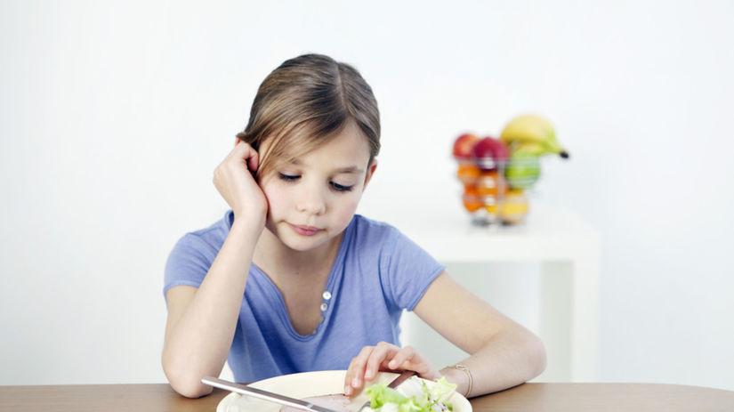 anorexia v mladom veku - odmietanie jedla