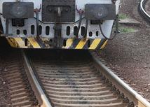 železnice, koľaje, vlak