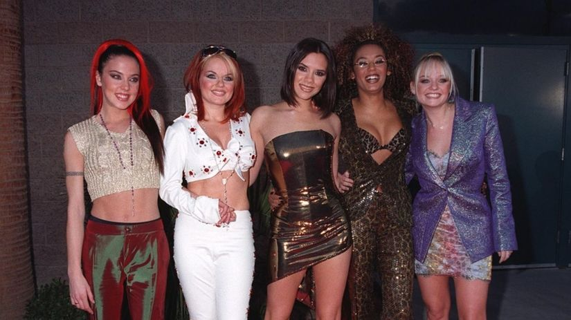 Rok 1997: Victoria Beckham