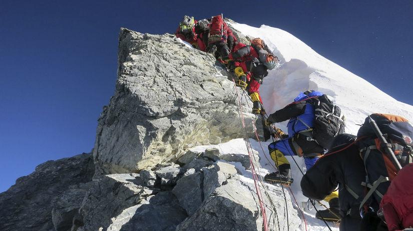 Himaláje, Mount Everest, Nepál