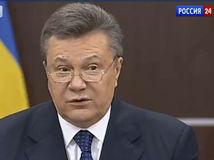 Ukrajina, Viktor Janukovyč