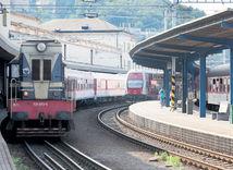 vlaky, doprava