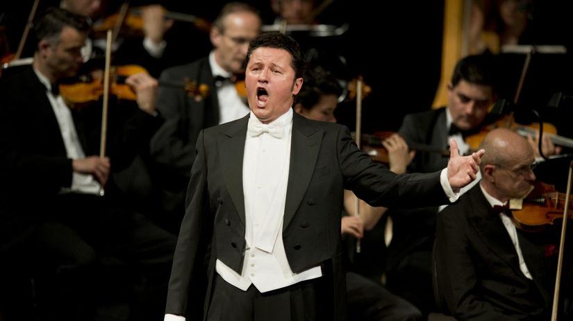 Piotr Beczała v Opere SND.