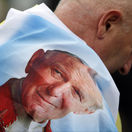 Vatikán, Rím, svätorečenie, pápeži, Ján Pavol II., Ján XXIII. 1