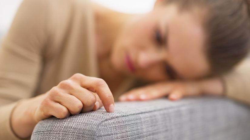 smútok, žena, trápenie