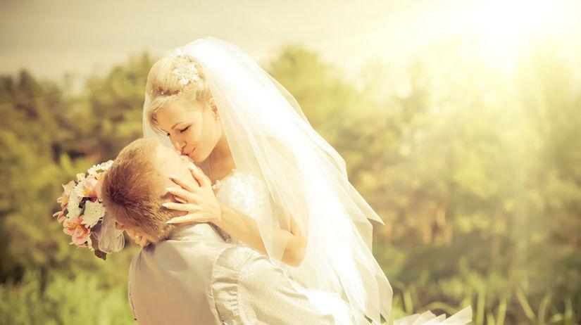 svadba - nevesta - láska