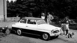 Škoda Spartak - Octavia