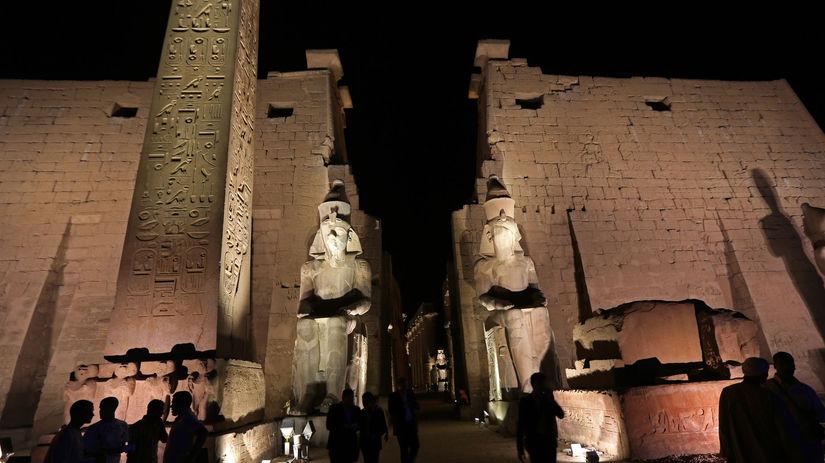 APTOPIX Mideast Egypt Tourism