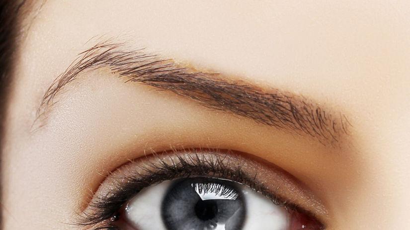 oko, modré oko