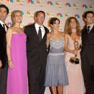 David Schwimmer, Lisa Kudrow, Matthew Perry, Courteney Cox, Jennifer Aniston a Matt LeBlanc