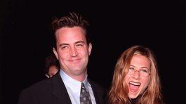 Matthew Perry a Jennifer Aniston