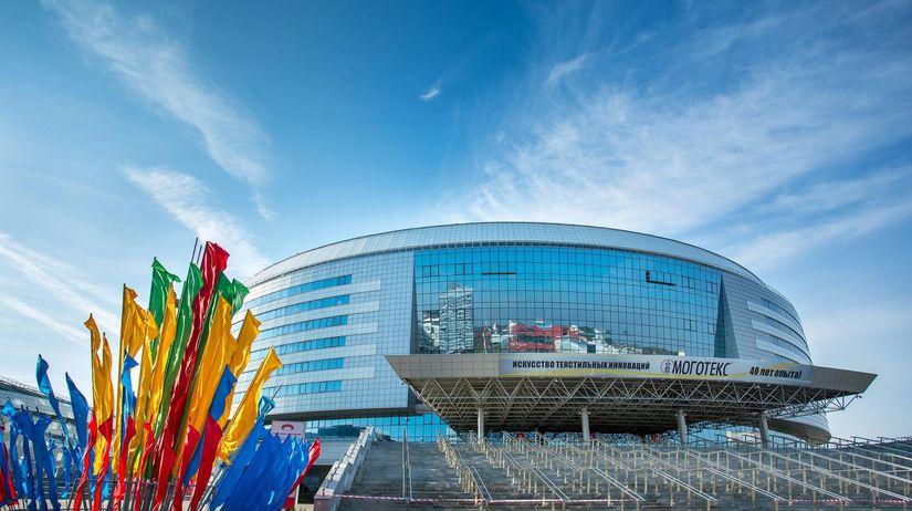 Minsk aréna.