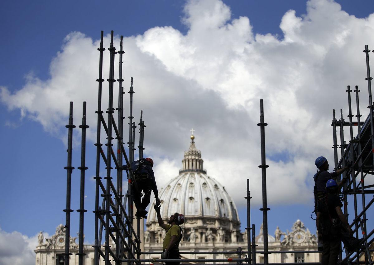 Rím, Vatikán, Chrám svätého Petra