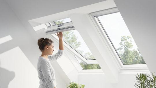 Inteligentný systém na ovládanie strešných okien