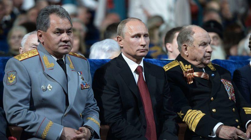 Rusko, Vladimir Putin, Sergej Šujgu, Deň...