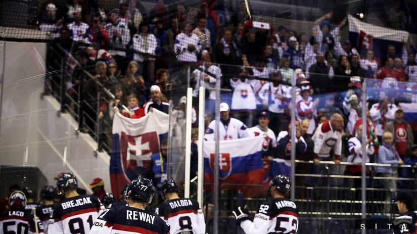 Slovensko, fanúšikovia