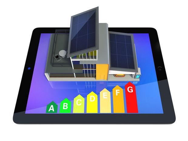 dom, byt, bývanie, ekológia, tablet, reality, stavba