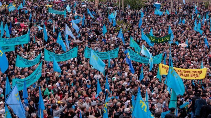 Krym, Tatári