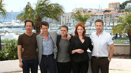 Reda Kateb, Matt Smith, Iain de Caestecker, Christina Hendricks a Ryan Gosling