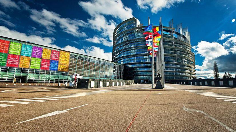 Europsky parlament, Strasburg, Europarlament, EU