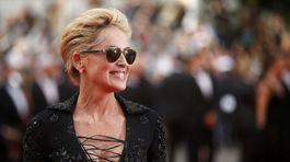 FILMFESTIVAL-CANNESHerečka Sharon Stone.