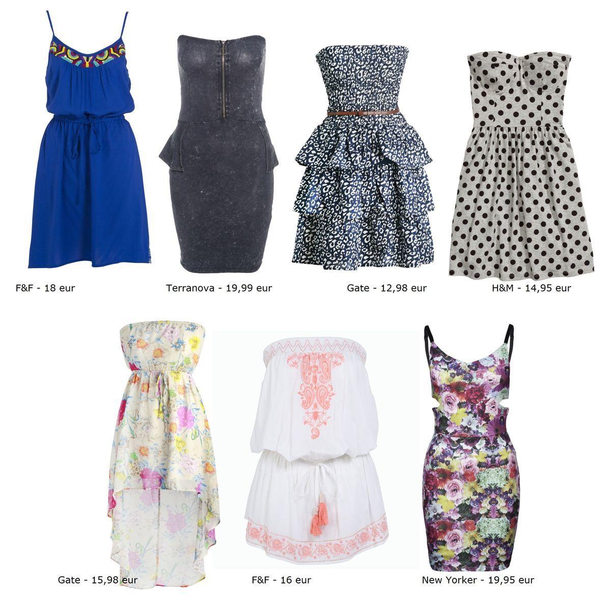 527f10066c96 Odhaľte ramená v štýlových šatách  Máme pre vás 12 tipov pod 20 eur ...