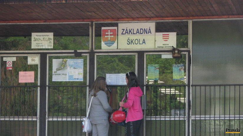 škola, Banská Bystrica, žiaci