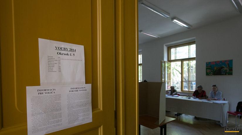 eurovoľby, hlasovavnie, voľby