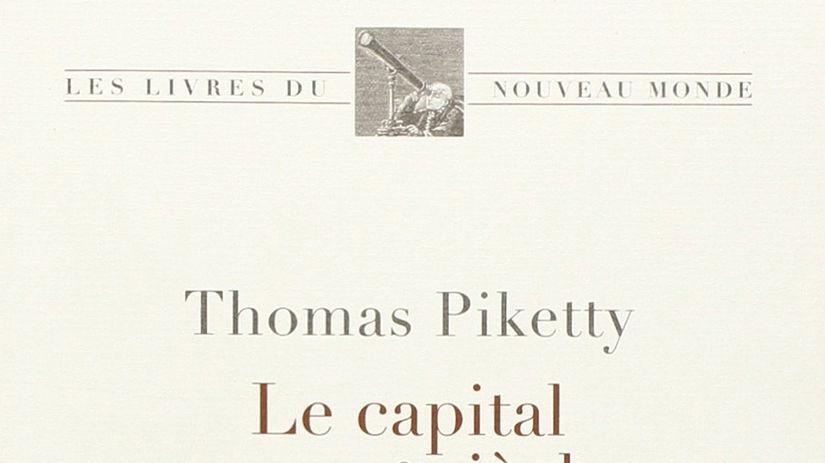 piketty, kniha