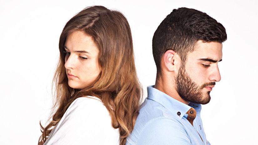 problém, vzťah, kríza vo vzťahu
