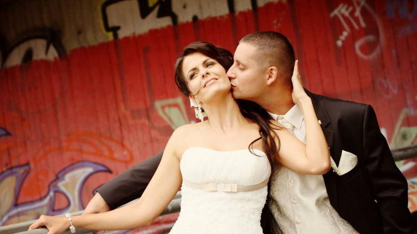svadobná fotografia, nevesta