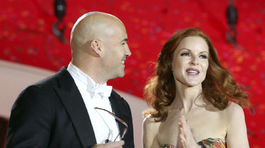Marcia Cross a Billy Zane