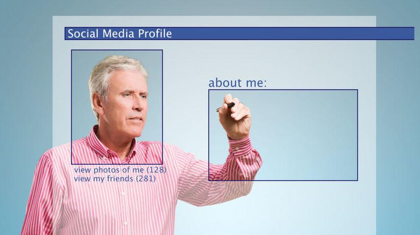 NSA, tváre, facebook profil, sociálne siete,...