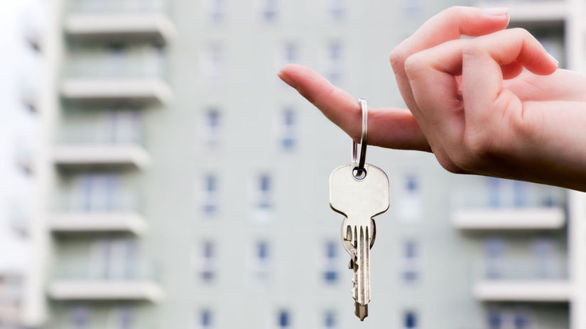 hypotéka, byt, nehnuteľnosť, stavebné, sporenie