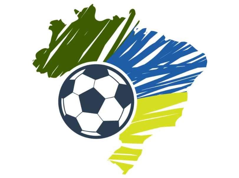 Futbal, Brazília
