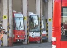 MHD, nové trolejbusy, Bratislava, trolejbus, DPB
