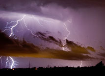 Nemecko, počasie, búrka, škody