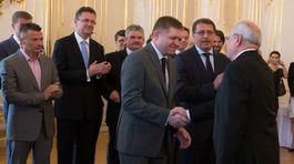 Prezident, Ivan Gašparovič, parlament, prejav, rozlúčka 2
