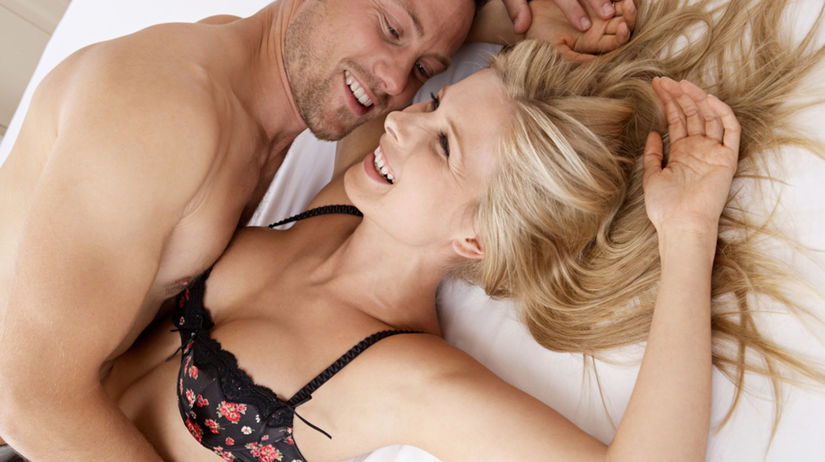 sex - láska - milenci - uspokojenie