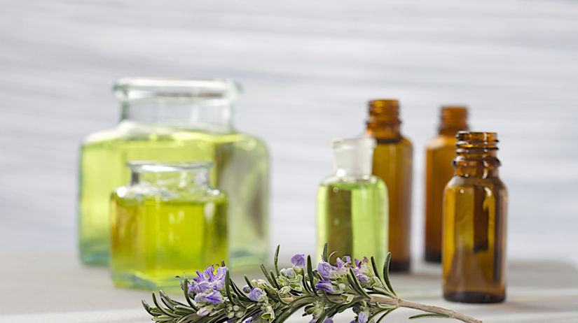 aromaterapia, vonné oleje