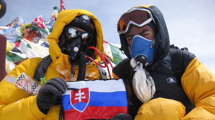 Ján Čarnogurský, Mount Everest, Himaláje,...