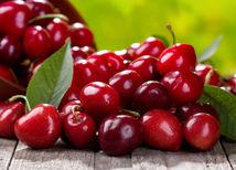 čerešne, ovocie, minerály, vitamíny