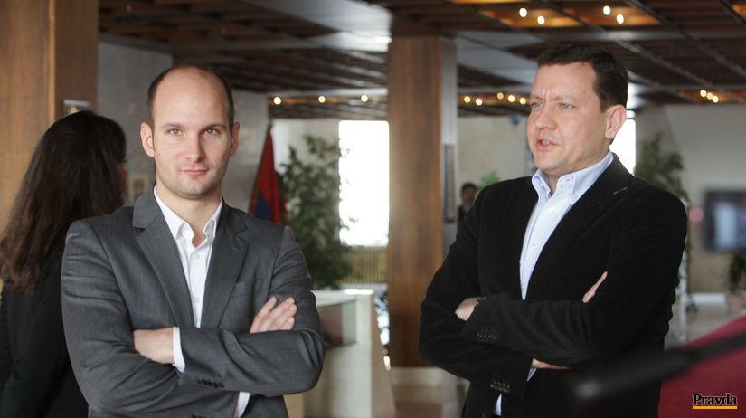 Gábor Grendel, Daniel Lipšic