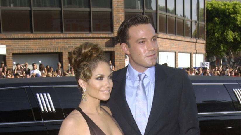 shutterstock Ben Affleck a Jennifer Lopez